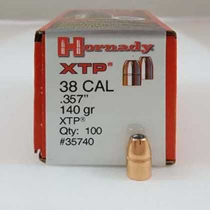 38 Special Bullets For Sale 140 XTP Hornady