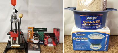 Reloading Kit Everything You Need to Start