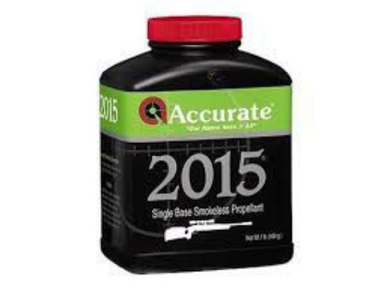 Powder Accurate 2015 1 lb - PICKUP ONLY, NOT SHIPPED