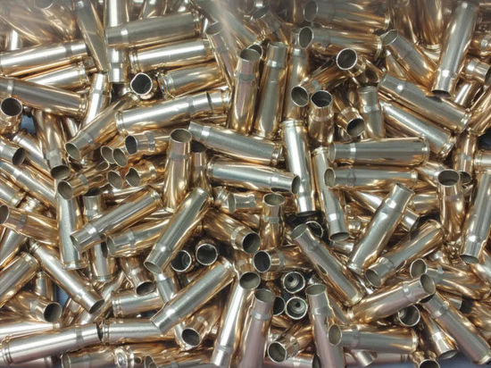 35 Remington Once Fired Brass