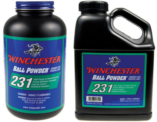 Powder Winchester 231 1 lb - *NOT SHIPPED - STORE PICK UP ONLY*