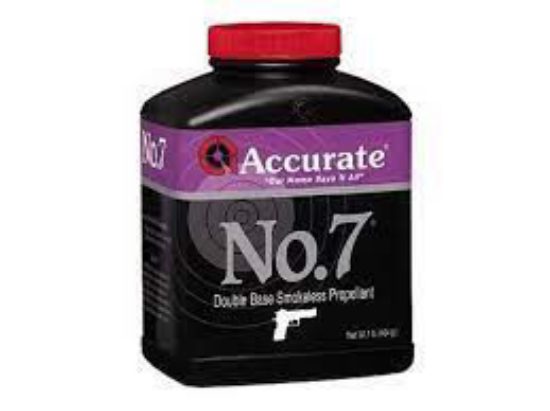 Powder Accurate No. 7- 1 lb - PICKUP ONLY/NOT SHIPPED