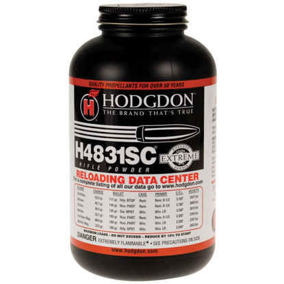 Powder Hodgdon H4831SC 1 lb   *NOT SHIPPED - STORE PICK UP ONLY*  LIMIT 1c
