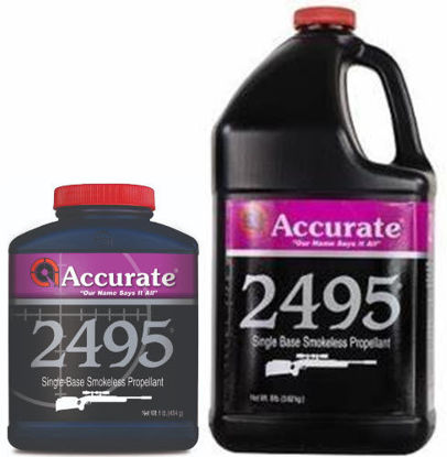 Powder Accurate 2495 1 lb | US Reloading Supply