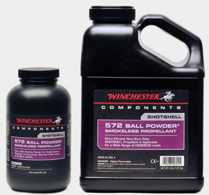 Winchester 572 Ball Powder 1lb   US Reloading Supply